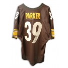 Willie Parker Autographed Pittsburgh Steelers Jersey by