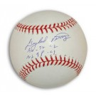 "Gaylord Perry Autographed MLB Baseball Inscribed ""AL-72 Cy NL-78 Cy"""