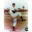 """Johnny Podres Brooklyn Dodgers Autographed 8"""" x 10"""" Unframed Photograph"""