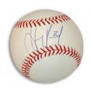 Hanley Ramirez Autographed MLB Baseball by