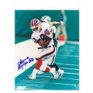 "Andre Reed Autographed Buffalo Bills 8"" x 10"" Photograph Against the New York Jets (Unframed)"