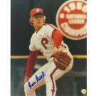 "Ron Reed Autographed Philadelphia Phillies 8"" x 10"" Photograph (Unframed)"