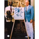 "Mel Renfro Dallas Cowboys Autographed ""Posing"" 8"" x 10"" Unframed Photograph Inscribed with ""HOF 96"""