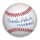 "Brooks Robinson Autographed OML Baseball Inscribed ""1964 AL MVP"""