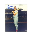 "Brooks Robinson Autographed Baltimore Orioles 8"" x 10"" Photograph with the Bat on his Shoulder (Unframed)"
