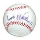 """Frank Robinson Autographed Baseball Inscribed with """"HOF 82"""" by"""