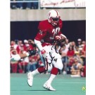 """Mike Rozier Autographed 8"""" x 10"""" Photograph Inscribed with """"30"""" (Unframed)"""