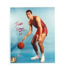 "Dolph Schayes Syracuse Nationals Autographed 8"" x 10"" Photograph Inscribed with ""HOF 72"" and ""#4"" (Unframed)"