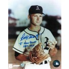 "Bobby Shantz Kansas City Athletics Autographed 8"" x 10"" Unframed Photograph Inscribed with ""8 Gold Gloves 1957-67"""