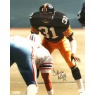 """Donnie Shell Autographed """"Vs Oilers"""" Pittsburgh Steelers 16"""" x 20"""" Photo"""