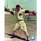 "Roy Sievers Autographed Washington Senators 8"" x 10"" Photo"