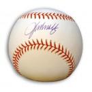 John Smoltz Autographed Major League Baseball