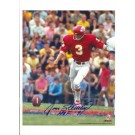 "Jan Stenerud Kansas City Chiefs Autographed 8"" x 10"" Photograph Inscribed with ""HOF 91"" (Unframed)"