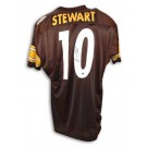 Kordell Stewart Pittsburgh Steelers Autographed Throwback Jersey