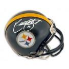 Kordell Stewart Autographed Pittsburgh Steelers Mini Football Helmet