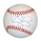 Darryl Strawberry Autographed MLB Baseball