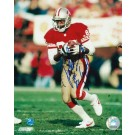 "John Taylor Autographed ""Running With The Ball"" San Francisco 49ers 8"" x 10"" photo"