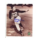 "Charley Trippi Chicago Cardinals Autographed (Blue Pen) 8"" x 10"" Photograph Inscribed with ""HOF 68"" (Unframed)"