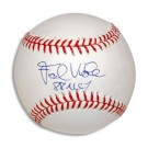 "Frank Viola Autographed Baseball Inscribed with ""88 AL CY"""