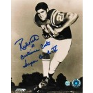 "Rick Volk Baltimore Colts Autographed 8"" x 10"" Unframed Photograph Inscribed with ""Baltimore Colts Super Bowl V"""