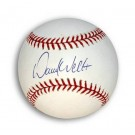 David Wells Autographed MLB Baseball