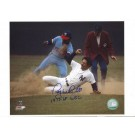 "Roy White New York Yankees Autographed 8"" x 10"" Photograph Inscribed with ""1977-78 WSC"" (Unframed)"