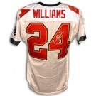"Carnell ""Cadillac"" Williams Tampa Bay Buccaneers Autographed Authentic Adidas NFL Football Jersey (White)"