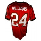 Cadillac Williams Tampa Bay Buccaneers Autographed Authentic Reebok NFL Football Jersey... by