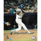 """Mookie Wilson New York Mets Autographed 8"""" x 10"""" Unframed Photograph"""