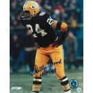 """Willie Wood Green Bay Packers Autographed 8"""" x 10"""" Photograph Inscribed """"HOF 89"""" (Unframed)"""