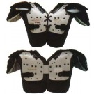 """Eliminator"" Youth Football Shoulder Pads (50-65 lbs.) from All-Star"