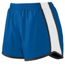 Ladies Junior Fit Pulse Team Short from Augusta Sportswear by