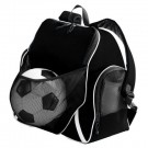 Tri-Color Ball Backpack from Augusta Sportswear
