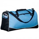 Large Tri-Color Duffel Sport Bag from Augusta Sportswear