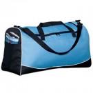 Large Tri-Color Duffel Sport Bag from Augusta Sportswear