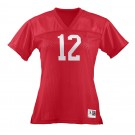 Ladies Junior Fit Replica Football T-Shirt Jersey (2X-Large) from Augusta Sportswear by