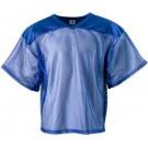 Porthole Mesh Football Jersey from Augusta Sportswear