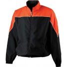 Adult Micro Poly Color Block Jacket (2X-Large) from Augusta Sportswear