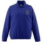 Youth Chill Fleece Half-Zip Pullover Jacket from Augusta Sportswear