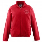 Chill Fleece Full Zip Jacket from Augusta Sportswear (2X-Large)