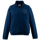 Youth Chill Fleece Full Zip Jacket from Augusta Sportswear