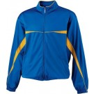 Youth Two-Color Brushed Tricot Jacket from Augusta Sportswear