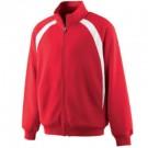 Adult Double Knit Color Block Jacket from Augusta Sportswear