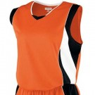 Girls Wicking Mesh Extreme Softball Jersey / Tank Top from Augusta Sportswear