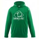 Wicking Fleece Hooded Sweatshirt from Augusta Sportswear