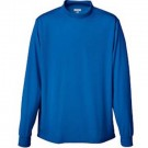 Wicking Mock Turtleneck from Augusta Sportswear