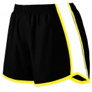 Ladies Junior Fit Pulse Team Short (2X-Large) from Augusta Sportswear by