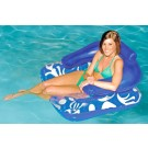 Lazy Lounger Inflatable Pool Float