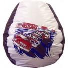 Fast Cars Vinyl Bean Bag Chair