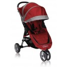 City Mini Single Stroller (Crimson / Gray) from The Baby Jogger by